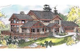 Craftsman House Plans  Vista 10154  Associated DesignsView House Plans