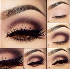 thick eyeliner to make your eyes look bigger
