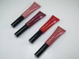 l oreal infallible lip paints review