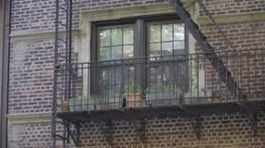 apartment window from outside. Brilliant From Exterior Establishing Shot Of A Generic Brick Apartment Building Window  Along Fire Escape New Throughout Apartment Window From Outside T
