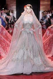 6 Wedding Worthy Dresses From Elie Saab S Haute Couture Show Haute Couture Wedding Dress Wedding Dress Couture Dresses