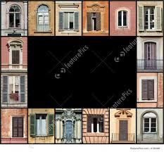 old windows as frames colorful frame for design website and project usage old
