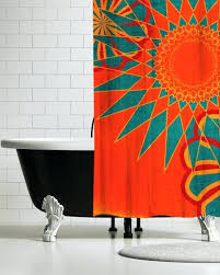 artistic shower curtains. Artistic Shower Curtain Cool Art Curtains .