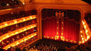 Lyric Theatre Seating Chart London The Complete Guide To London Theatre Seating Plans Headout