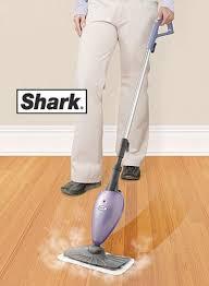 tv network shark steam mop
