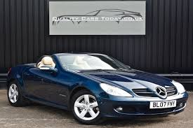 You can also browse mercedes dealers to find a second hand car close to you today. Used Mercedes Slk 200 Kompressor U50 For Sale
