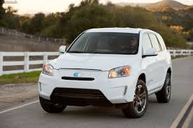 Rav4 Ev Range Chart Toyota Sends The Rav4 Ev To California Autotalk