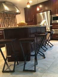 cool bar furniture. custom bar stool cool barstool chair di alexmetalart furniture t