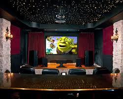 basement theater ideas. Small Basement Home Theater Ideas 3