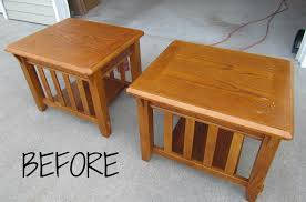craftsman style coffee table luxury 13 county custom finishes mission style furniture refinished in oak of