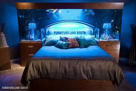 Great Fish Tank Bed Headboard 90 In Queen Headboard And Footboard with Fish  Tank Bed Headboard
