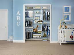 Photo 6 of 7 Baby Room Closet Organizer #6 Kids' Closets: Clothing And Toy  Storage For Boys