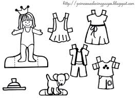 Small Picture MORE PUPPETRY Page 2 PRINCESS PAPER DOLL WARDROBE