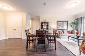 335 Dunsdon Staged Model Suite Dining Area Facing