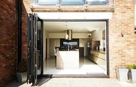 warmcore aluminium bi fold doors