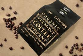 Vermont coffee company is a grassroots roastery that sells its fair trade, 100% organic coffee beans to natural foods retailers throughout new england. Vermont Coffee Company Packaging Place Creative Company
