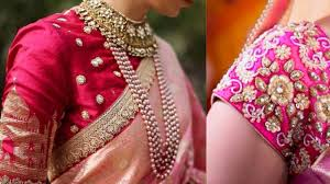Gota Patti Saree Blouse Designs Pink Blouse Designs These Stunning Models To Steal Your Heart