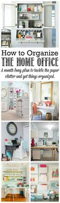 how to organize office. Organize, Deep Clean, And Declutter One Room In Your House Per Month. By How To Organize Office E