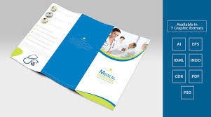 Medical Brochure Template Adorable Medical Brochure Examples Pdf