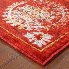 red gold rug red gold area rug red green gold rug