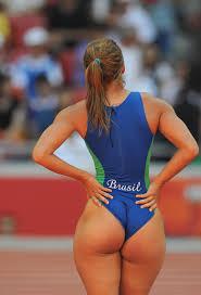 Brazilian Olympian Booty Big Booty Pinterest