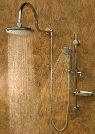 pulse shower heads pulse aqua rain shower system brushed nickel waterpik power pulse combo shower head