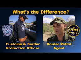 exam differences cbp officers vs border patrol agents cbp officer job description