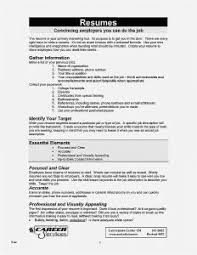 Computer System Validation Resume Free Templates Sample Resume New