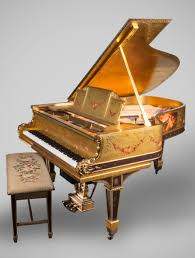 Rare Steinway be es major player at Capo Auction hitting $33 000