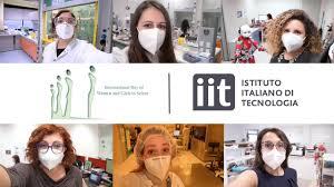 Giornata Internazionale delle Donne e delle Ragazze nella Scienza - 11/02/ 2021 - YouTube