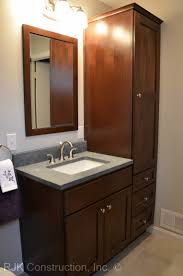 Bathroom Cabinets Next 36 Inch Bathroom Vanity With Tall Side Cabinet Google Search