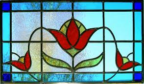 Easy Stained Glass Patterns Magnificent Stain GLASS WINDOW Patterns Home And Car Window Glass Tinting