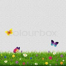 grass transparent background. Grass And Flowers Transparent Background With Gradient Mesh, Vector  Illustration | Stock Colourbox Grass Transparent Background C