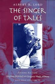 The Singer of Tales : Albert Bates Lord : 9780674002838