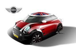 The Mini Middlecott Design Mini Cooper Redesign