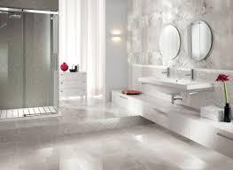 white ceramic tile floor. Bathroom Ceramic Tile Designs Round Shaped Bathtub Marble Small Walk In Closet Floor Design White L