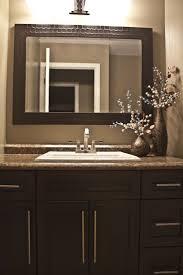 Fancy Framed bathroom mirrors   Afrozep.com ~ Decor Ideas and ...