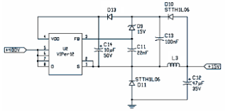 circuit diagram for 250 w hid metal halide electronic ballast