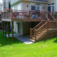 Backyard Deck Design Ideas Custom This Stunning Backyard Is About To Payoff Big Time According To