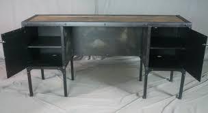 industrial style office desk modern industrial desk. Modern Industrial Desk Style Furniture Office E