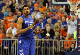 college basketball players page sports agent blog caa agent leon rose signs karl anthony towns devin booker and dakari johnson