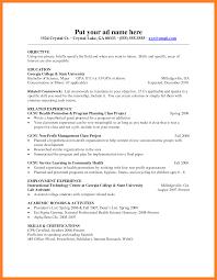 94 Resume Formats For Teachers Faculty Resume Format Teachers