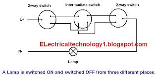 intermediate switch, its construction, operation and uses types of wiring pdf at Different Wiring Diagrams