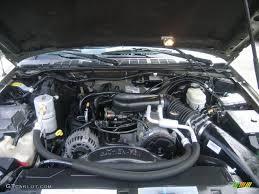 2002 Chevrolet Blazer LS ZR2 4x4 4.3 Liter OHV 12-Valve V6 Engine ...