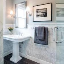 Innovation Traditional Marble Bathrooms Bathroom With Tile Wall Inside Perfect Ideas