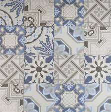 moroccan tile effect wallpaper rasch