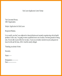 Request Letter For Sick Leave Holiday Request Letter Template Xtech Me