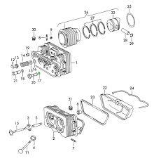 buy porsche 356 1950 65 cylinder head design 911 porsche 356 911 zoom in 2