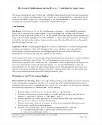 Free Employee Performance Review Templates Yearly Forms A Mid Year