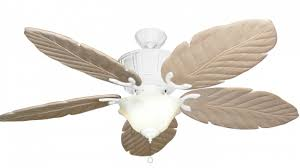 leaf ceiling fan. Astonishing Palm Leaf Ceiling Fan In With Light Pertaining To Tropical Fans Dan S